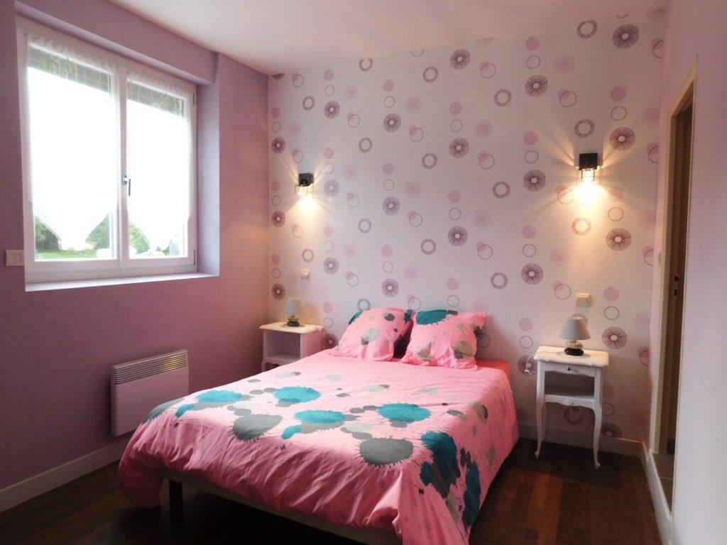 chambre 2 personnes grand lit chambre d'hôtes
